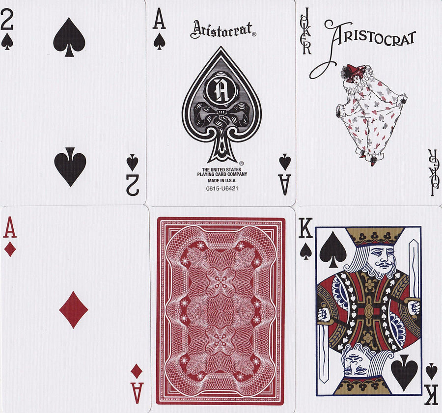 Aristocrats Playing Cards by Theory11