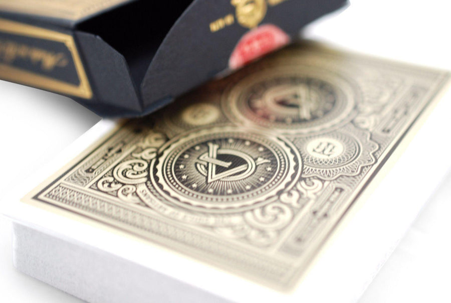 Artisans Playing Cards by Theory11