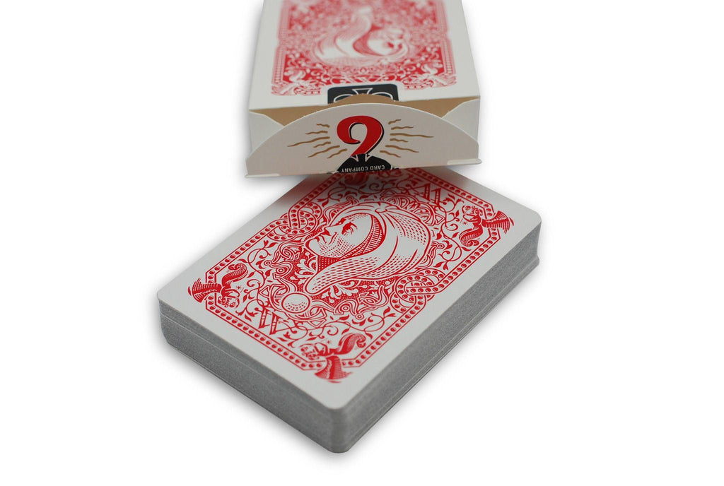 Ask Alexander Playing Cards - RarePlayingCards.com - 4