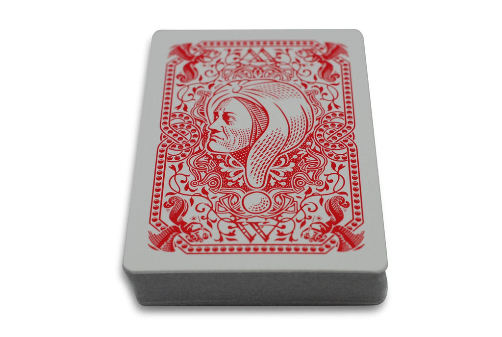 Ask Alexander Playing Cards - RarePlayingCards.com - 6