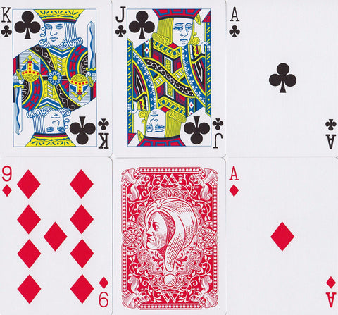 Ask Alexander Playing Cards - RarePlayingCards.com - 1