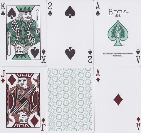 At the Table Playing Cards - RarePlayingCards.com - 1