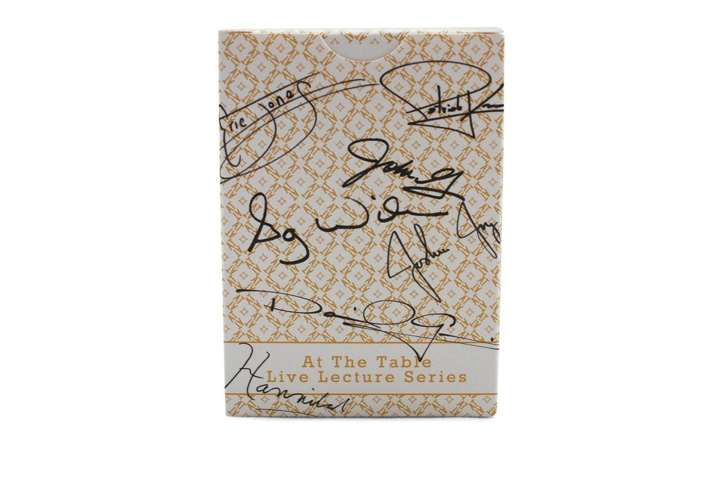 At the Table: Signature Edition Playing Cards - RarePlayingCards.com - 3