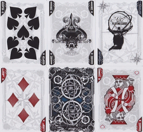 Atlas Playing Cards - RarePlayingCards.com - 1