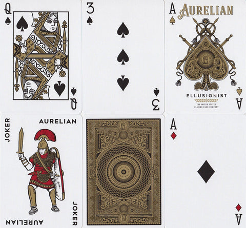 Aurelian Playing Cards by Ellusionist