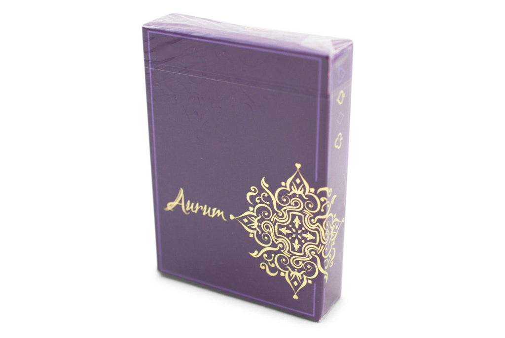 Aurum Sovereign Playing Cards - RarePlayingCards.com - 2