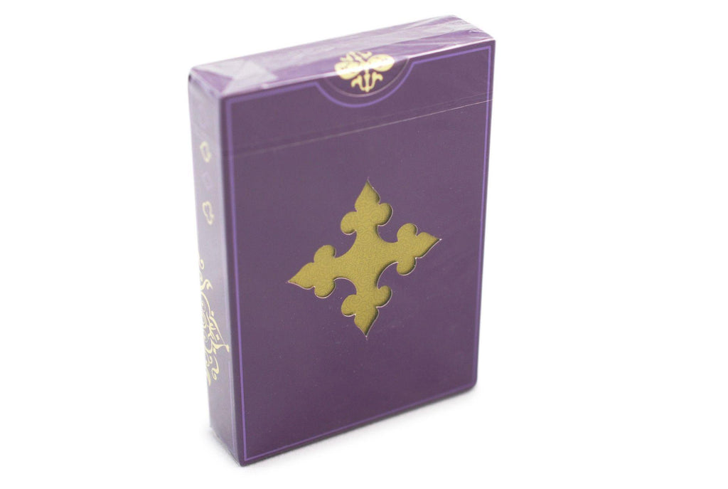 Aurum Sovereign Playing Cards - RarePlayingCards.com - 3