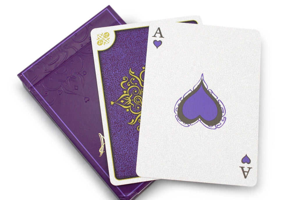Aurum Sovereign Playing Cards - RarePlayingCards.com - 8