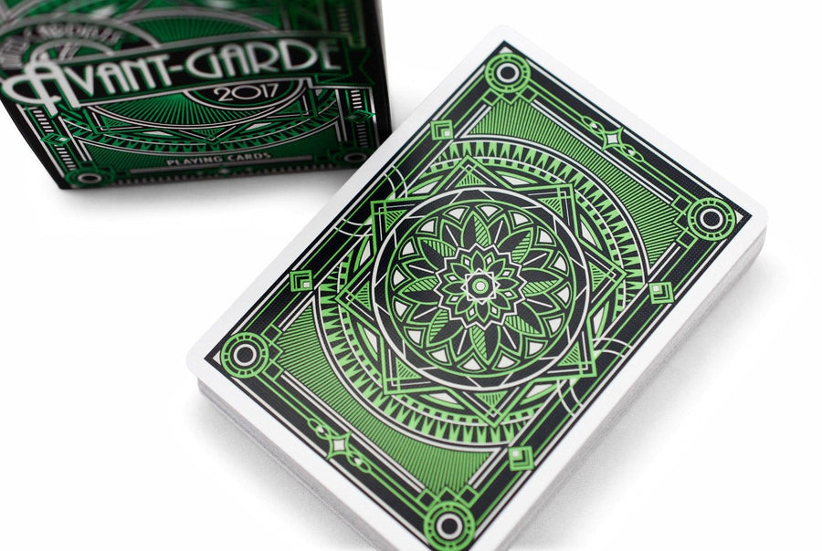 Avant-Garde Playing Cards by Expert Playing Card Co.