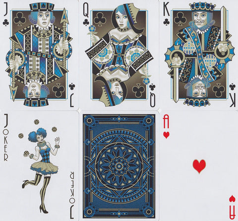 Avant-Garde Playing Cards