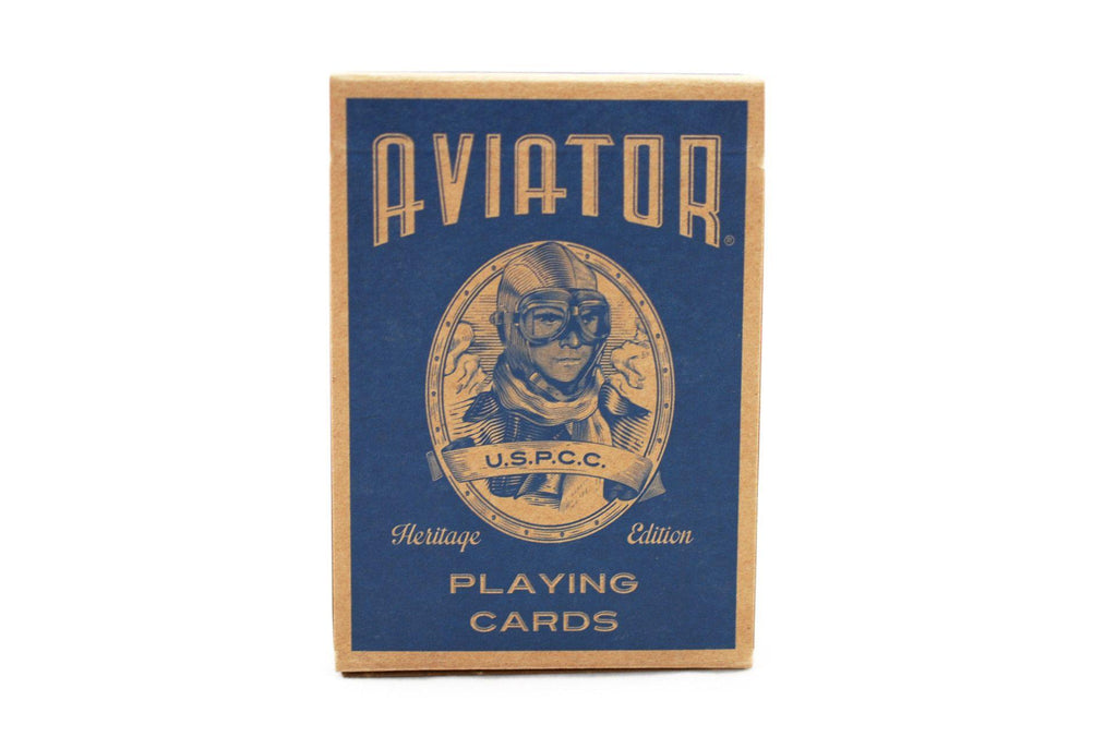 AVIATOR® Heritage Ed. Playing Cards - RarePlayingCards.com - 4