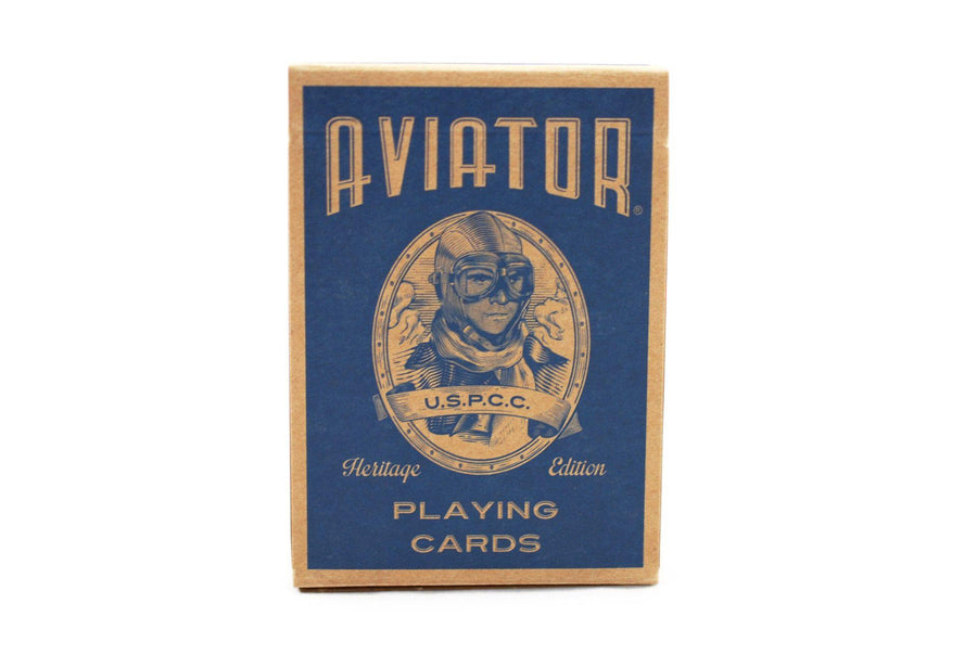 AVIATOR® Heritage Ed. Playing Cards by Dan & Dave