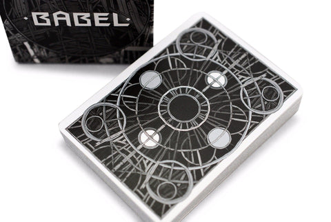 Babel Playing Cards - RarePlayingCards.com - 1