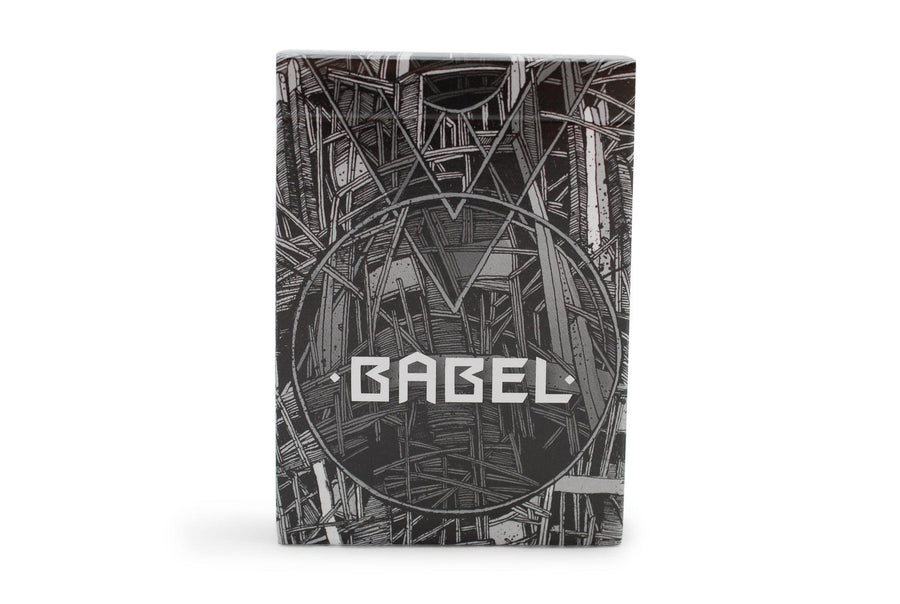 Babel Playing Cards by US Playing Card Co.