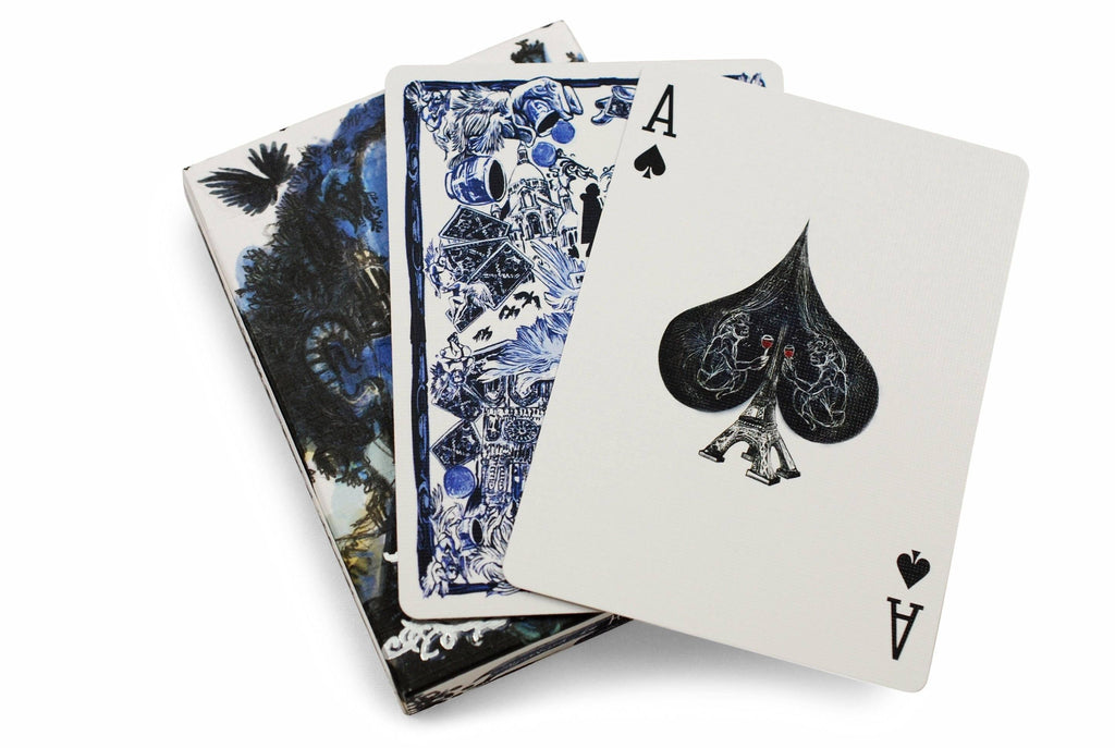 Bebel Playing Cards by US Playing Card Co.