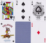 Bee Playing Cards - RarePlayingCards.com - 9