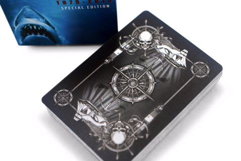 Bicycle® 40 Years of Fear Playing Cards by US Playing Card Co.