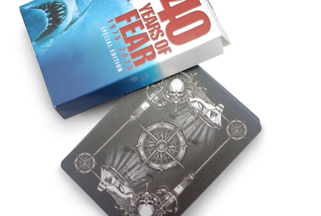 Bicycle® 40 Years of Fear Playing Cards