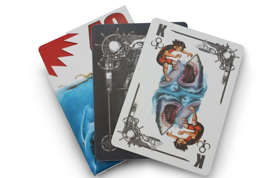 Bicycle® 40 Years of Fear Playing Cards - RarePlayingCards.com - 7