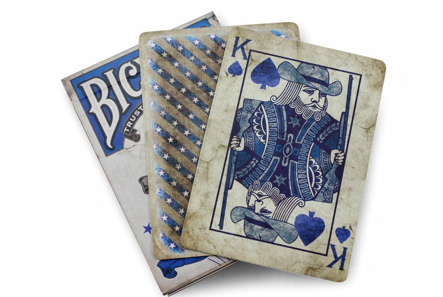 Bicycle® Americana Playing Cards by US Playing Card Co.
