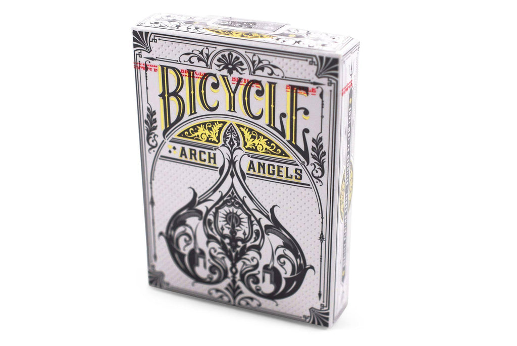 Bicycle® Archangels Playing Cards - RarePlayingCards.com - 2