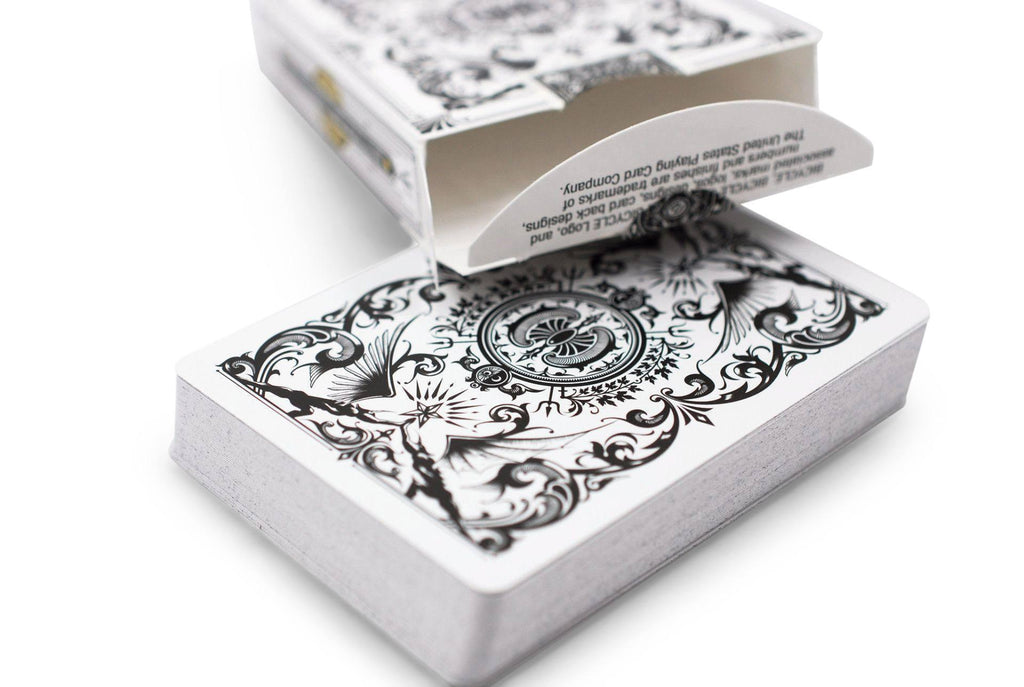 Bicycle® Archangels Playing Cards - RarePlayingCards.com - 6