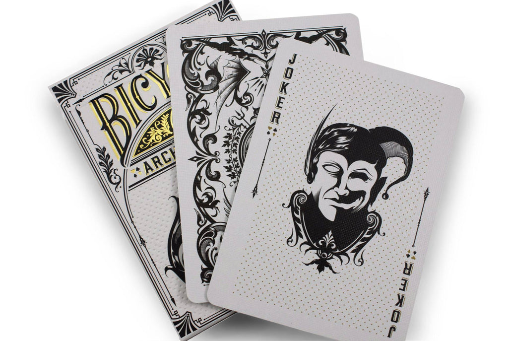 Bicycle® Archangels Playing Cards - RarePlayingCards.com - 9
