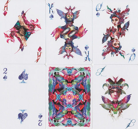 Bicycle® Artist Playing Cards by US Playing Card Co.