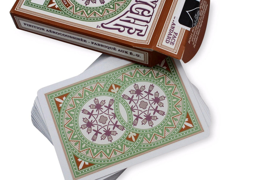 Bicycle® Autumn Playing Cards by US Playing Card Co.