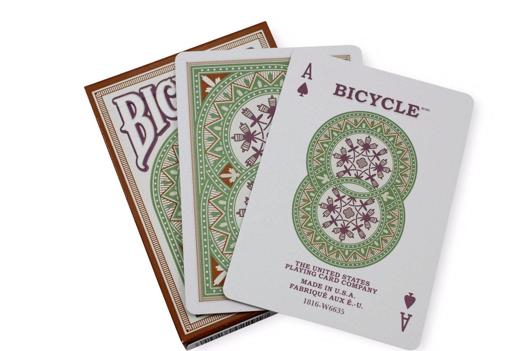 Bicycle® Autumn Playing Cards - RarePlayingCards.com - 7