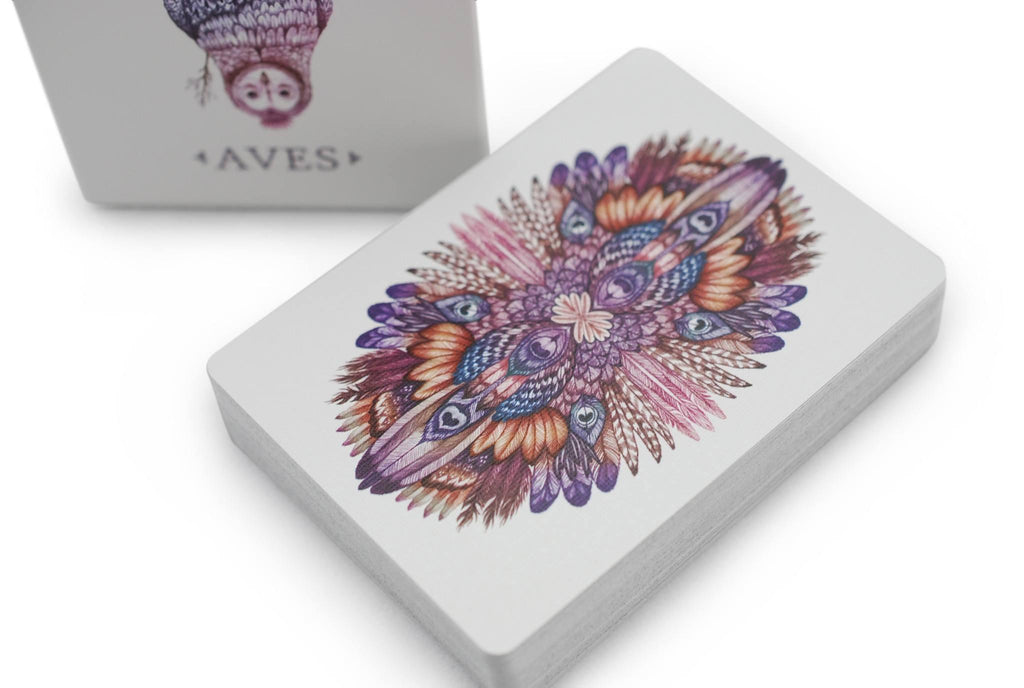 Bicycle® Aves Playing Cards - RarePlayingCards.com - 1
