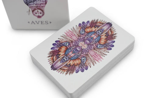 Bicycle® Aves Playing Cards
