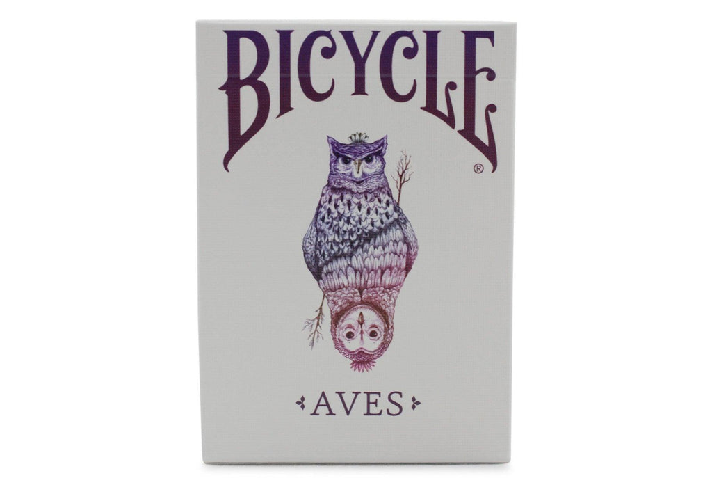 Bicycle® Aves Playing Cards - RarePlayingCards.com - 2