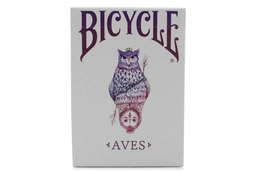 Bicycle® Aves Playing Cards by US Playing Card Co.