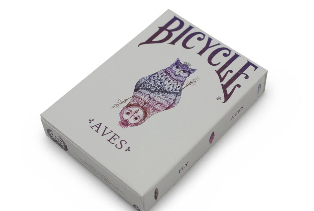 Bicycle® Aves Playing Cards - RarePlayingCards.com - 3
