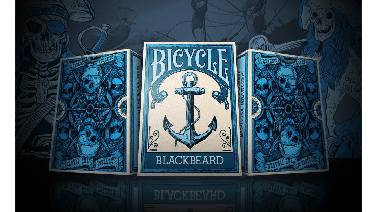 Bicycle Blackbeard Limited Edition Playing Cards by Bocopo Playing Card Co.