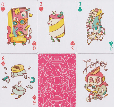 Bicycle® Brosmind Playing Cards by US Playing Card Co.