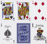 Bicycle® Chainless Playing Cards by US Playing Card Co.