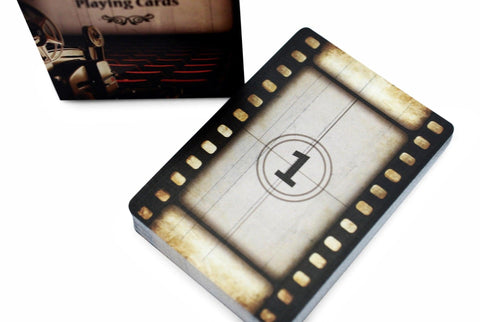 Bicycle® Cinema Playing Cards