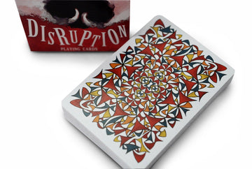 Bicycle® Disruption Playing Cards by US Playing Card Co.