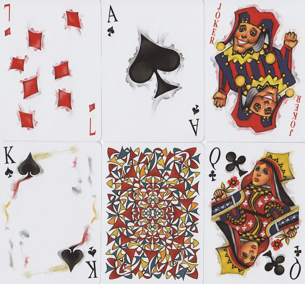 Bicycle® Disruption Playing Cards
