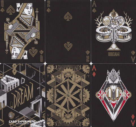 Bicycle® Dream Playing Cards