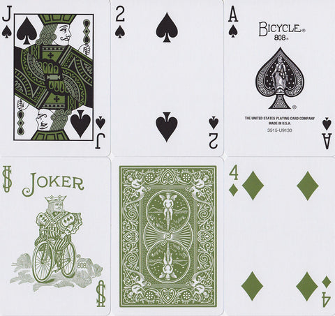 Bicycle® Eco Playing Cards by US Playing Card Co.