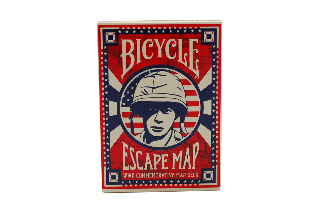 Bicycle® Escape Map Playing Cards - RarePlayingCards.com - 3