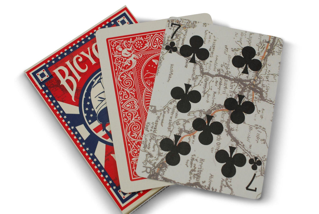 Bicycle® Escape Map Playing Cards - RarePlayingCards.com - 8