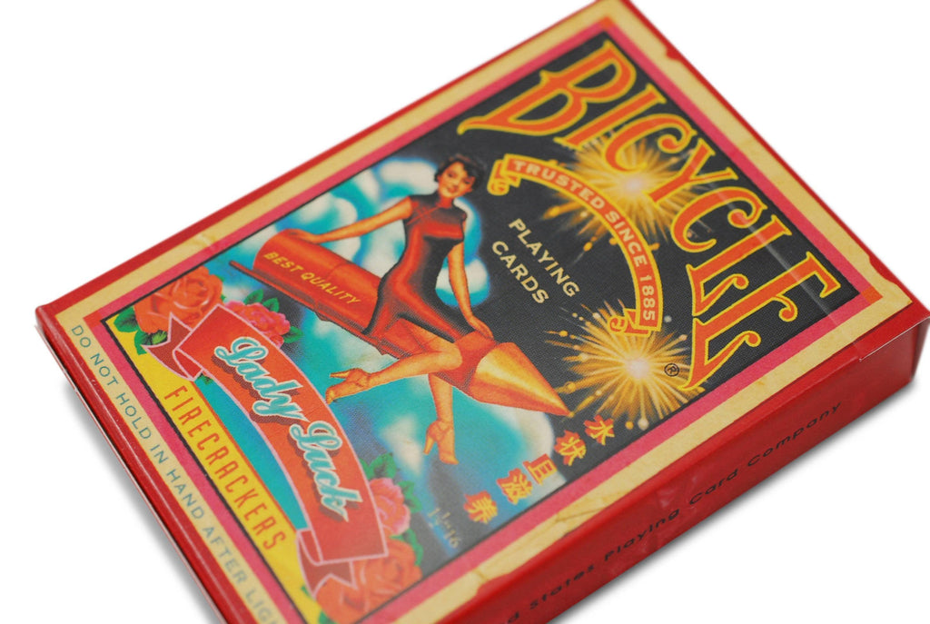 Bicycle® Firecracker Playing Cards