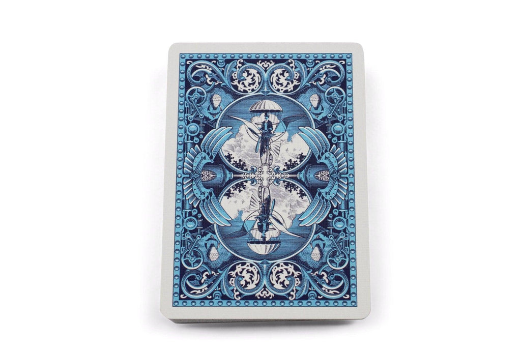 Bicycle® Flying Machines Playing Cards - RarePlayingCards.com - 6