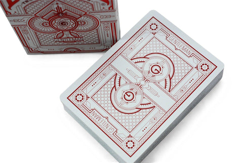 Bicycle® Gentlemen Playing Cards by US Playing Card Co.