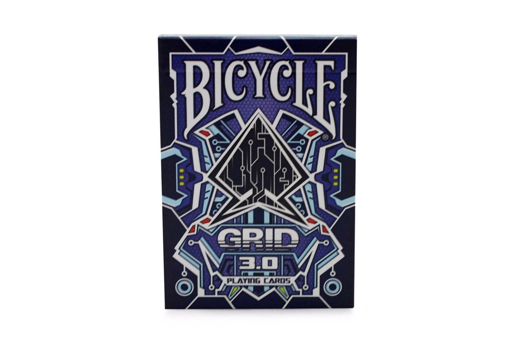Bicycle® Grid 3.0 Playing Cards - RarePlayingCards.com - 2