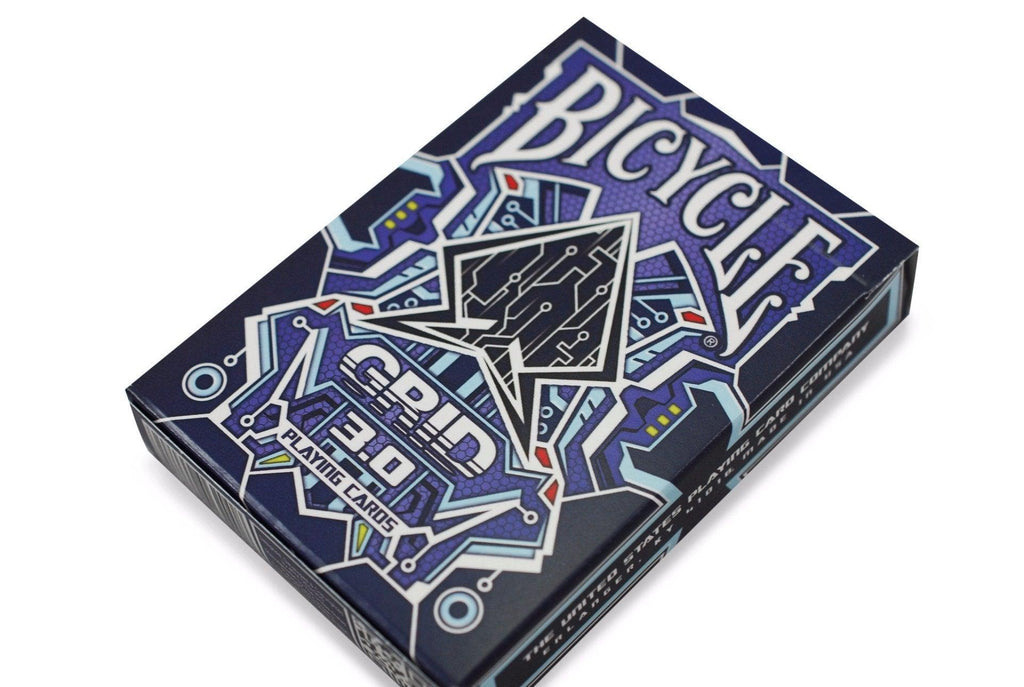 Bicycle® Grid 3.0 Playing Cards - RarePlayingCards.com - 3